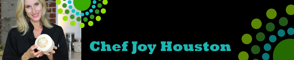 About Chef Joy Houston
