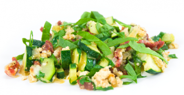 SpinachScramble-ChefJoyHouston