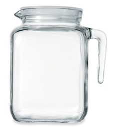 Best Glass Pitchers With Lids The Delicious Revolution