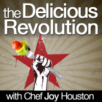 Delicious Revolution Podcast on iTunes