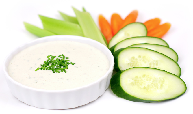 Raw Vegan Ranch Dressing Recipe The Delicious Revolution
