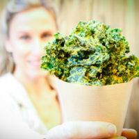 Joy Houston Kale Chip recipe