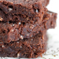 Rawtarian Brownie Recipe