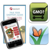 GMO-Free SHopping Apps