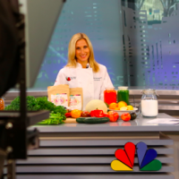 Chef Joy Houston on NBC